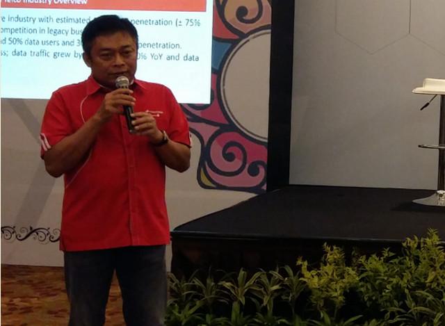 Ririek Adriansyah Terpilih Jadi Ketua ATSI