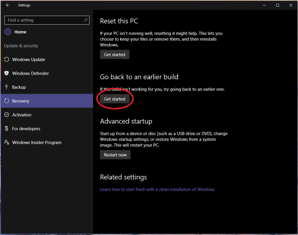 Cara memperbaiki masalah Windows 10 crash