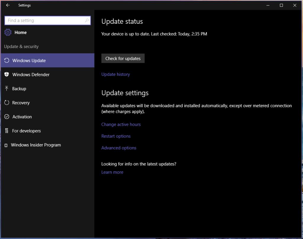 Cara mengatasi masalah Windows 10 crash