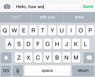 trik keyboard di ipad