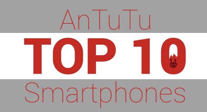 Ini 10 Smartphone Terbaik Versi AnTuTu di 2016