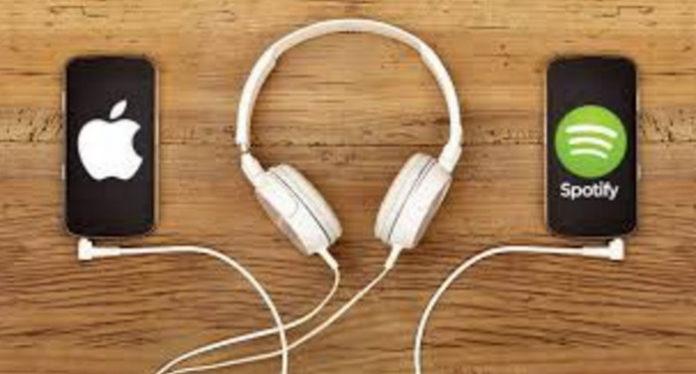 pelanggan berbayar Apple Music