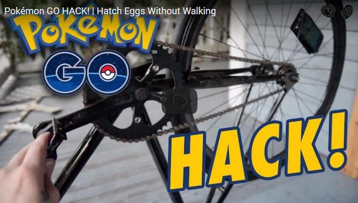 Trik Curang Mengakali Pokemon Go