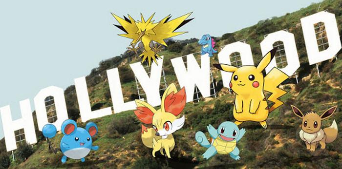 Pokemon Go akan Dibawa ke Layar Lebar