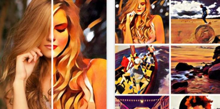 Aplikasi Prisma, Edit Foto Menjadi Lebih Berseni