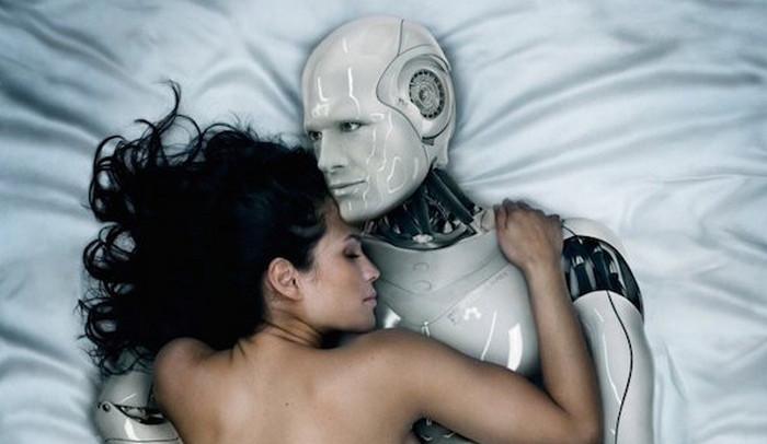 Duh, Orang akan Lebih Suka 'Ngeseks' dengan Robot