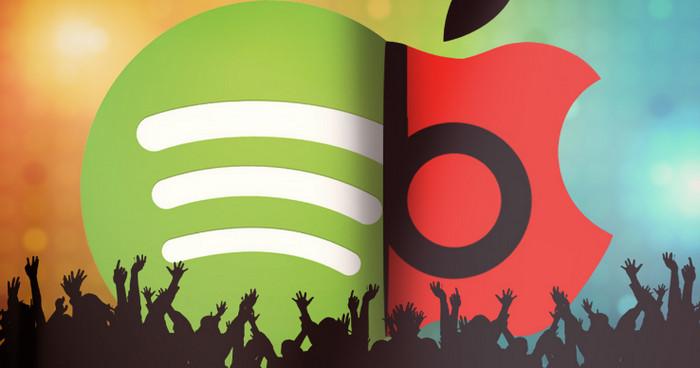 Dijegal di App Store, Spotify Tuding Apple Takut Bersaing