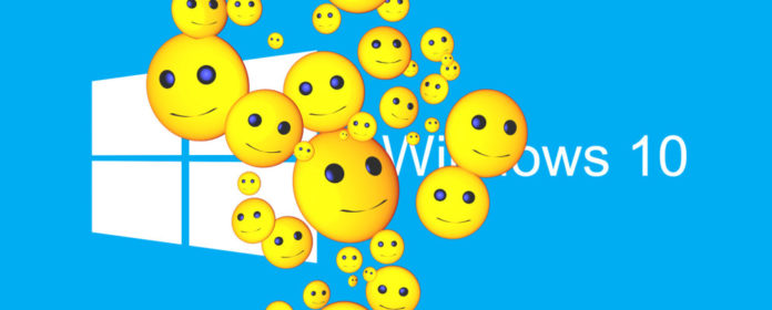 Emoji di WIndows komputer