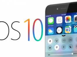 upgrade iOS 10