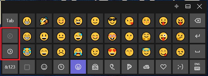 menggunakan emoji di pc