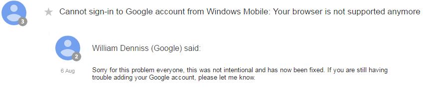 Bantahan Google