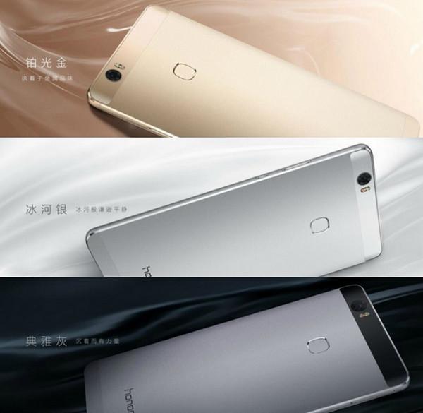 Huawei Honor Note 8 desain