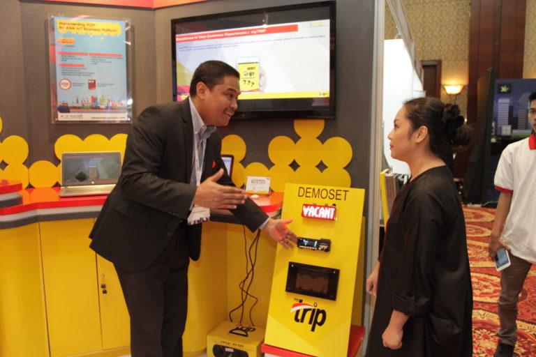 Indosat Pamer Inovasi Teknologi di Dunia Digital Untuk Enterprise