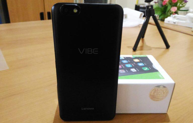 Lenovo Vibe C, Smartphone 4G yang <i></noscript>Affordable</i>