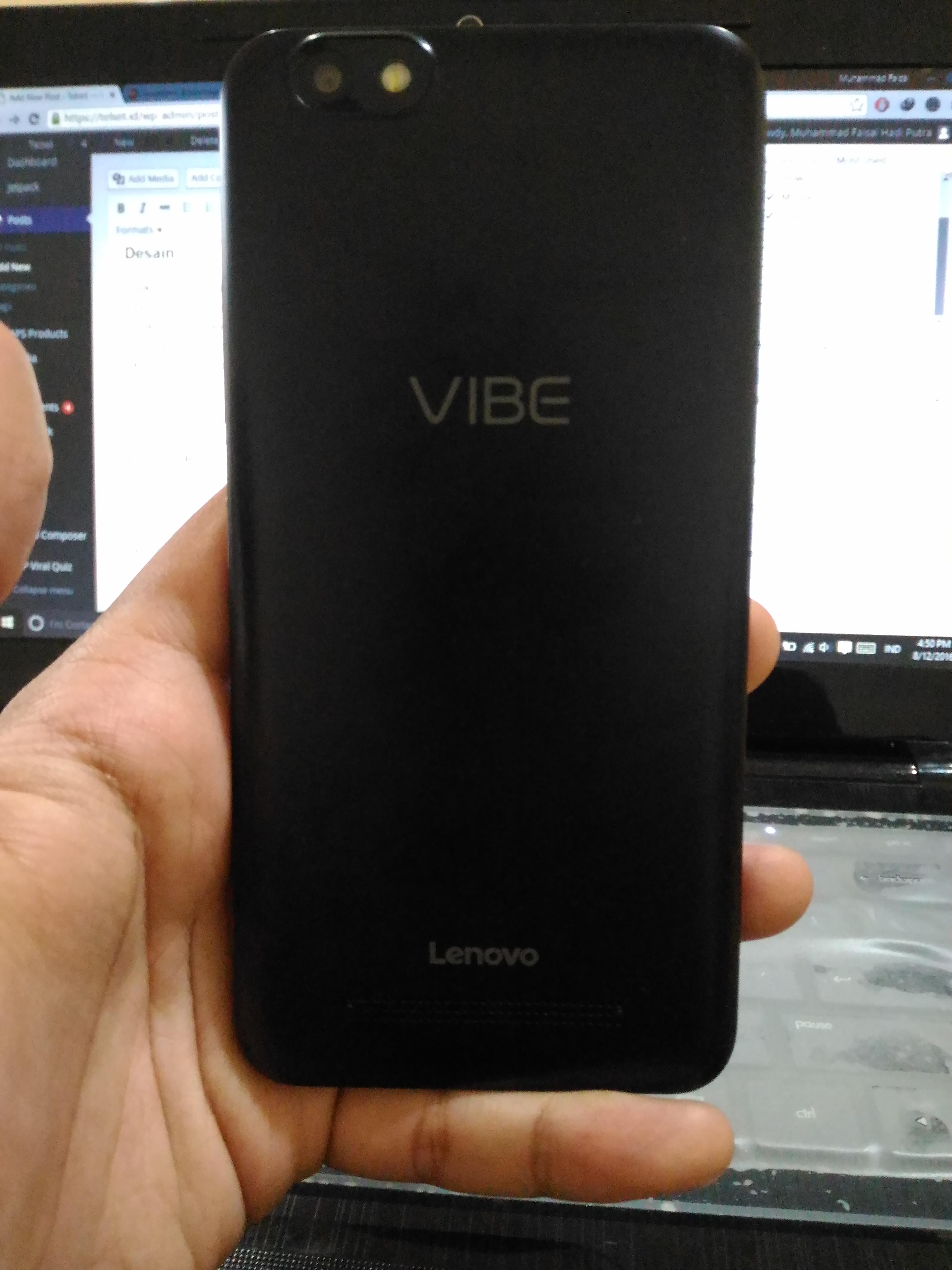 Lenovo Vibe C1