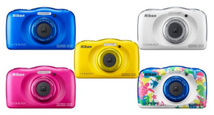 Nikon CoolPix W100, Tampil Trendi Tahan Banting