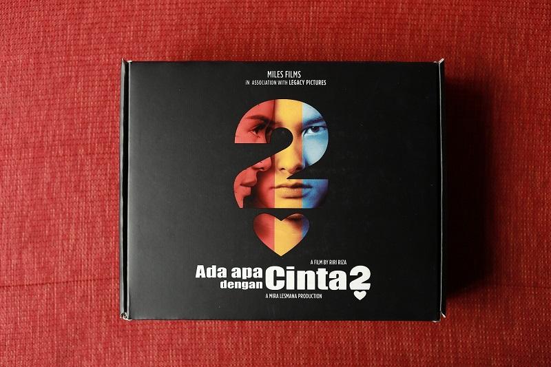 Peluncuran Boxset Special Edition AADC2_6