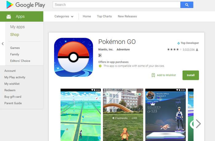 Pokemon Go Resmi Masuk Indonesia, Ini Link Download-nya