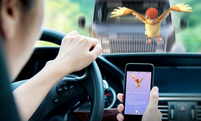 Pokemon Go akan Ingatkan Jangan Bermain Sambil Nyetir