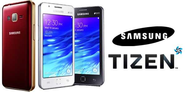 Samsung Luncurkan Smartphone Tizen Murah Meriah Z2