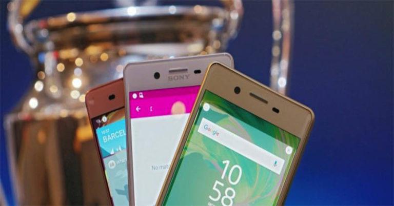 Dua Smartphone Misterius Sony Kantongi Izin FCC
