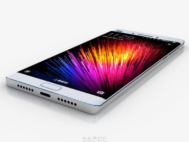 foto dari Xiaomi Mi Note 2