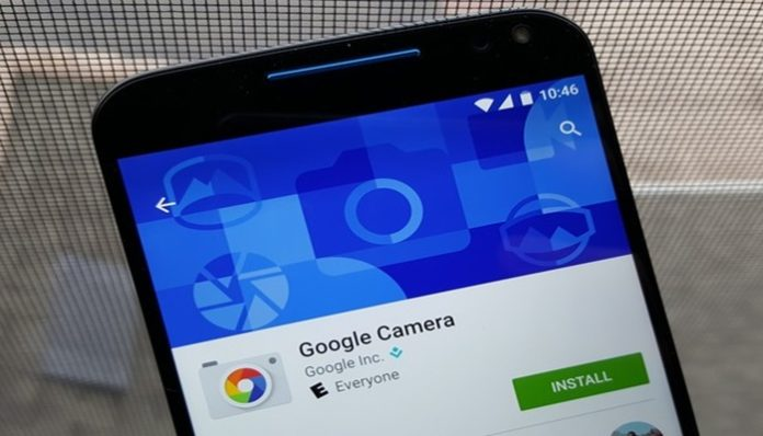 cara gunakan Google Camera