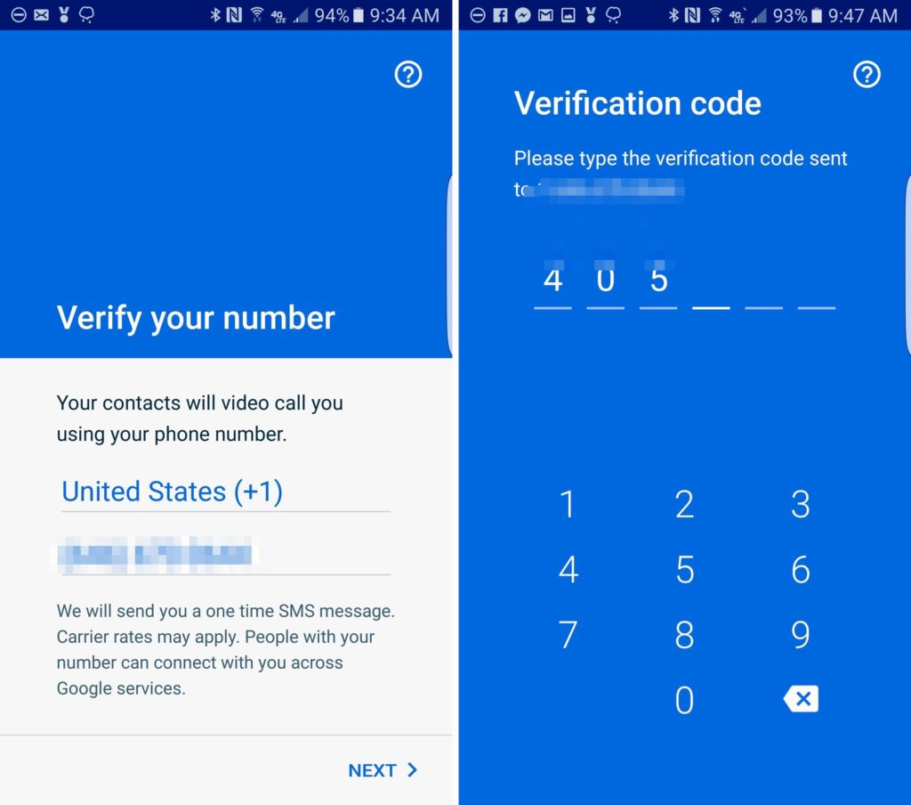 google-duo-verify-phone-number
