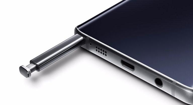 Tiga Fitur Baru S Pen Samsung Galaxy Note 7