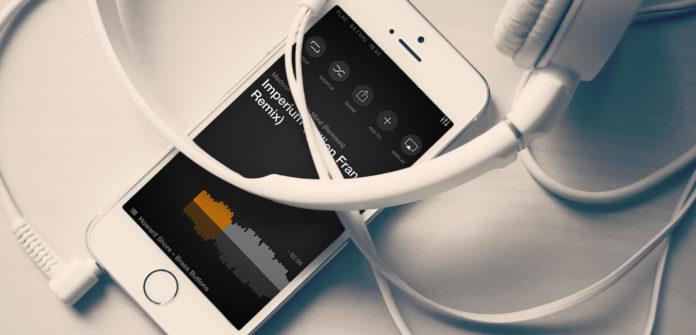 Download lagu gratis di iPhone