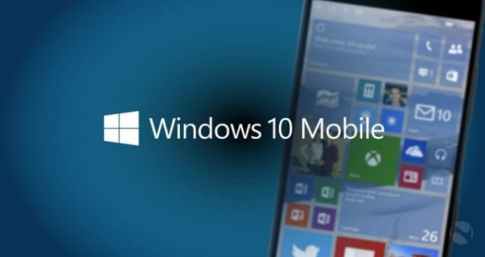 Update Windows 10 Mobile Anniversary