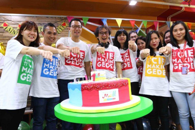 Setahun Berkarya, MatahariMall Sukses Jangkau 483 Kota