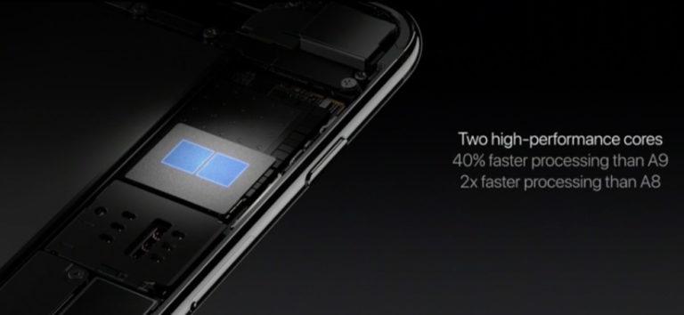 Wah, iPhone 7 Lebih Ngebut dari MacBook Air