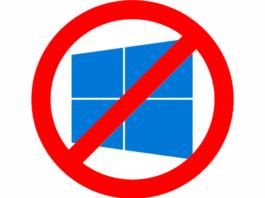 benci Windows 10