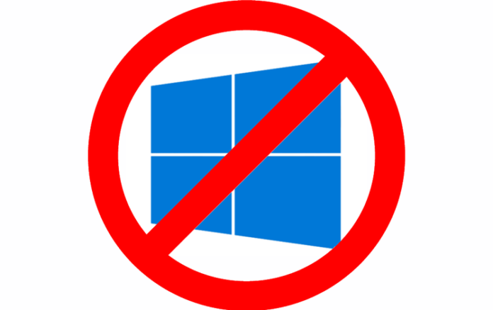 benci Windows 10