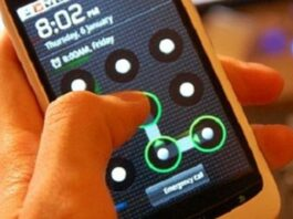 Buka ponsel tanpa factory reset