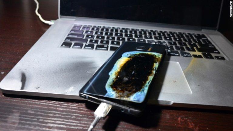 Tinggal 4% Galaxy Note 7 yang Tersisa di Bumi
