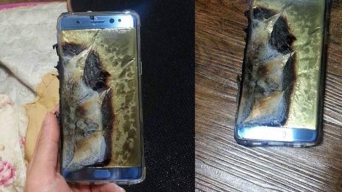 Samsung Lakukan Recall untuk Galaxy Note 7
