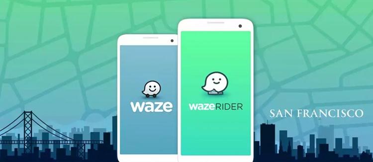 Waze Rider Siap Tantang Gojek, Grab, Uber, dkk