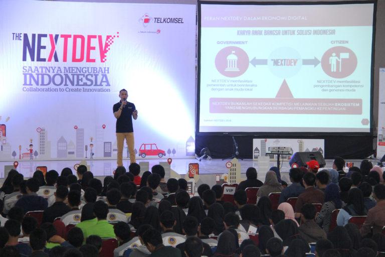 The NextDev 2016 Sukses Gelar Roadshow di 20 Kota