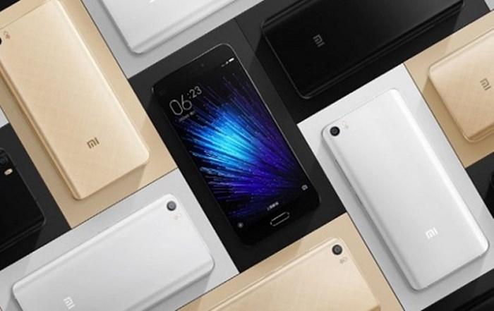 Bocor! Tampilan Depan Xiaomi Mi 5S