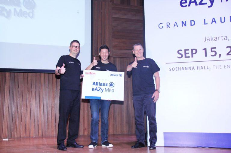 Mudah Akses Kesehatan, Allianz Life Indonesia Gandeng Aplikasi HaloDoc