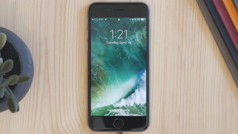 """Cara """"Mengaktifkan"""" Fitur Slide to Unlock di iOS 10"""