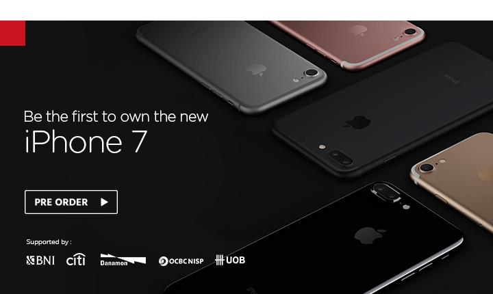 Canggih, iPhone 7 Tembus Pasar Indonesia Tanpa TKDN