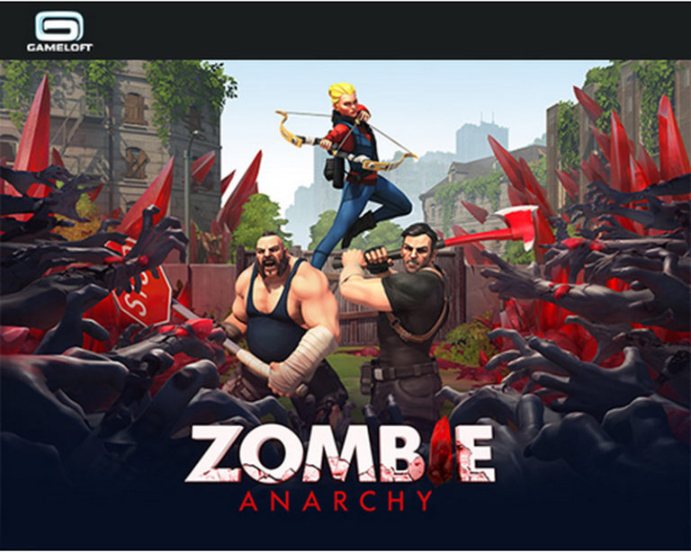 GameLoft Rilis Zombie Anarchy
