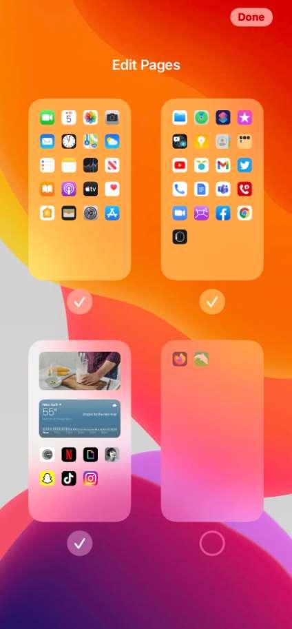 Cara Menyembunyikan Aplikasi iPhone Tanpa Aplikasi