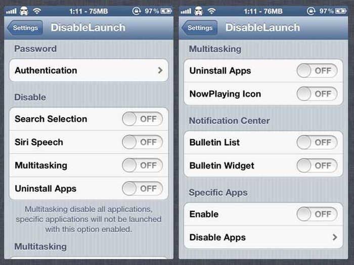 Cara Menyembunyikan Aplikasi iPhone dengan Aplikasi