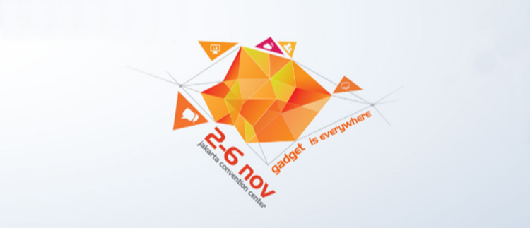 BRI Indocomtech 2016 Usung Tema <i></noscript>Gadget is Everywhere</i>