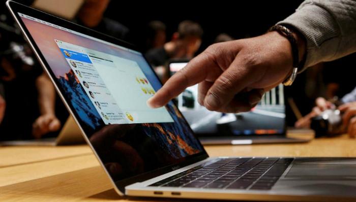 MacBook Pro 2016 Tampil Lebih Ringan dan Tipis