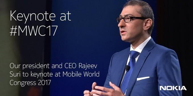 Ambil Bagian di MWC 2017, Nokia Siap Comeback?